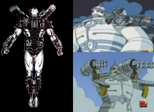 war machine big guy